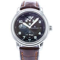 Blancpain Steel 38mm Automatic 2160-1130M-53 pre-owned