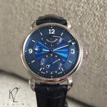 Voutilainen Platinum 39mm Manual winding Vingt-8 Enamel pre-owned