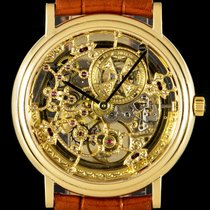 Vacheron Constantin Patrimony Žluté zlato 33mm Průhledná
