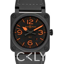 Bell & Ross 42mm Atomat BR0392-KAO-CE/SCA nou