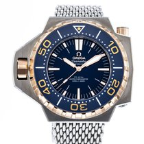 Omega Seamaster PloProf Titanium 55mm Blue United States of America, Georgia, Atlanta