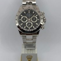 Rolex Daytona Steel 40mm Black No numerals United States of America, California, SAN DIEGO