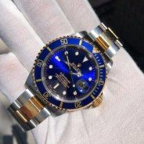 Rolex Submariner Date Gold/Steel 40mm Blue No numerals United States of America, California, Calabasas