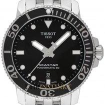 Tissot Steel 43mm Automatic T120.407.11.051.00 new