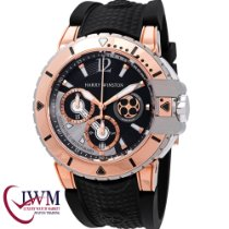 Harry Winston Project Z 410/MCA44RZC.A Very good Rose gold 44mm Automatic