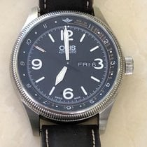 Oris Royal Flying Doctor Service Limited Edition Steel 45mm Black Arabic numerals
