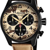 Alpina Startimer Pilot AL372MLY4FBS6 nouveau