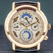 Audemars Piguet Jules Audemars Rose gold 39mm Silver Arabic numerals United States of America, Massachusetts, Boston