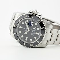 Rolex Submariner Date Steel 40mm Black No numerals United States of America, New Jersey, Oradell