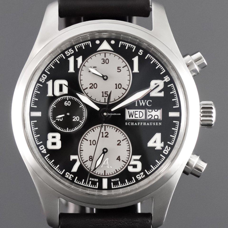 IWC Pilot Chronograph IW371709 2006 usado