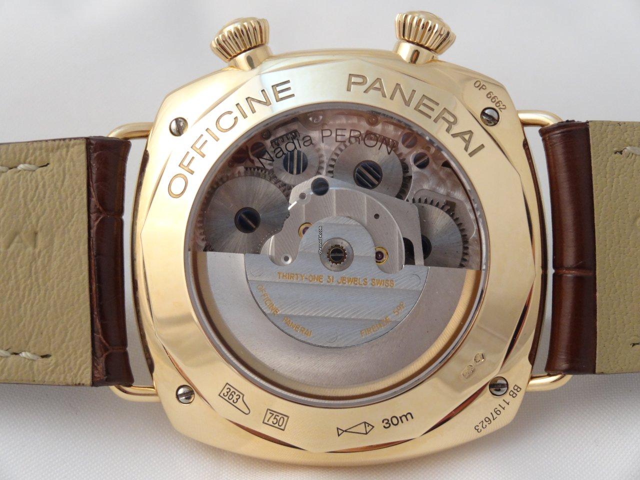 quality design 297c5 b093d Panerai PANERAI RADIOMIR GMT ALARM PAM 238 sold on Chrono24