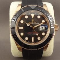 Rolex Yacht-Master Pink gold 116655 / 40mm / 99,99% New