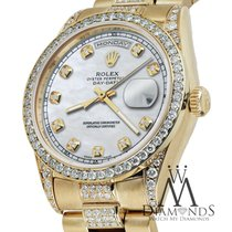 Rolex Day-Date 36 16018 pre-owned