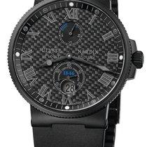 Ulysse Nardin Marine Chronometer 41mm Steel Black United States of America, New York, Brooklyn