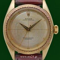 Ρολεξ (Rolex) Vintage Oyster Perpetual 6582 Zephyr Yellow Gold