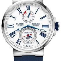 Ulysse Nardin Marine Chronometer 43mm new