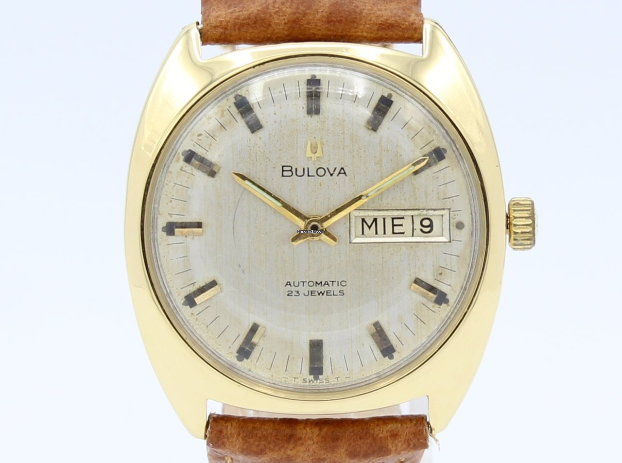 22d43382e Relojes Bulova Oro amarillo - Precios de todos los relojes Bulova Oro  amarillo en Chrono24