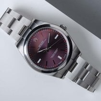 Rolex Oyster Perpetual 39 Ref. 114300