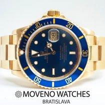 Rolex Submariner Date Gold
