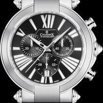 Charmex Chronograph 41mm Quartz 2019 new Black