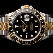 Rolex GMT-Master II Acciaio/Oro Steel/Gold Two Tone Jubilee