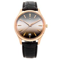 Zenith Captain Central Second Rose gold 40mm Brown No numerals United States of America, Pennsylvania, Bala Cynwyd