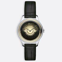 Dior Gold/Stahl 36mm Automatik CD153B2BA001 neu