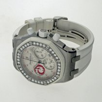 Audemars Piguet Royal Oak Offshore Lady Acier 37mm Blanc