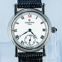 Chronoswiss 29mm Manual winding pre-owned Orea White