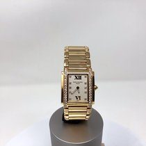 Patek Philippe pre-owned Quartz 25mm Sapphire Glass 3 ATM