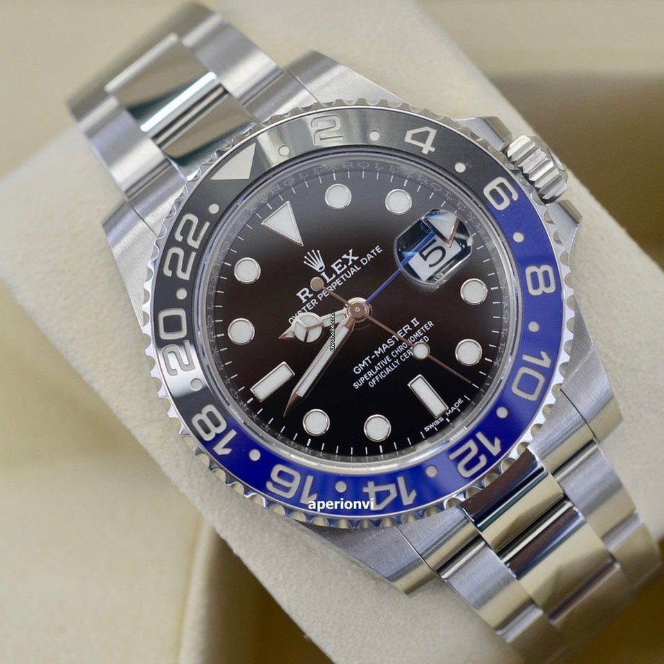 bde95b4a2a6 Rolex GMT-Master II - all prices for Rolex GMT-Master II watches on Chrono24
