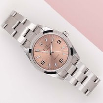 Rolex Air King Precision Acero 34mm Rosa