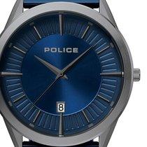 Police Acero 45mm Cuarzo PL15305JSU.03MM nuevo