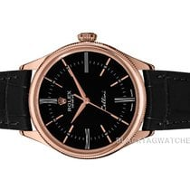 Rolex Cellini Time Rose gold 39mm Black No numerals United States of America, Florida, Aventura