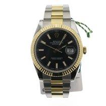 Rolex Datejust 126333 New Gold/Steel 41mm Automatic
