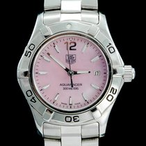 TAG Heuer tweedehands Quartz 27mm Roze Saffierglas