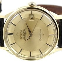 Omega Constellation Gulguld