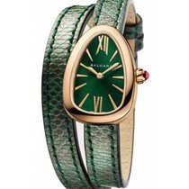 Bulgari Serpenti new 2020 Quartz Watch with original box and original papers SPP27C4PGL 102726