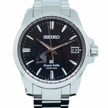 Graf Steel Grand Seiko SBGA027 pre-owned