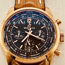 Breitling Transocean Unitime Pilot new 2015 Watch with original box and original papers RB0510U5.BC39.441X.R20BA.1