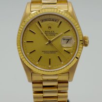 Rolex Day-Date 36 Yellow gold 36mm Gold No numerals United States of America, California, Marina Del Rey