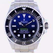 Rolex Sea-Dweller Deepsea Stahl 44mm Blau Keine Ziffern Deutschland, Langenfeld