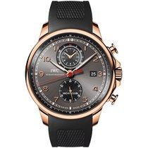 IWC IW390209 Rose gold Portuguese Yacht Club Chronograph 45.4mm new United States of America, Pennsylvania, Holland