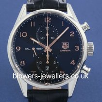 TAG Heuer Carrera Calibre 1887 new Steel