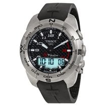 Tissot Men's T013.420.47.202.00 Touch Collection T-Touch...