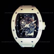 Richard Mille 49.9mm Automatisch tweedehands RM 055