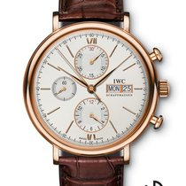 IWC Portofino Chronograph IW391020 2016 новые