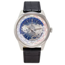 Jaeger-LeCoultre Geophysic Universal Time Acero 41.6mm