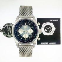 Breitling Transocean Chronograph Unitime, AB0510U4/BB62/152A,...