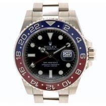 Rolex | GMT Master II, White Gold 18kt ref.116719